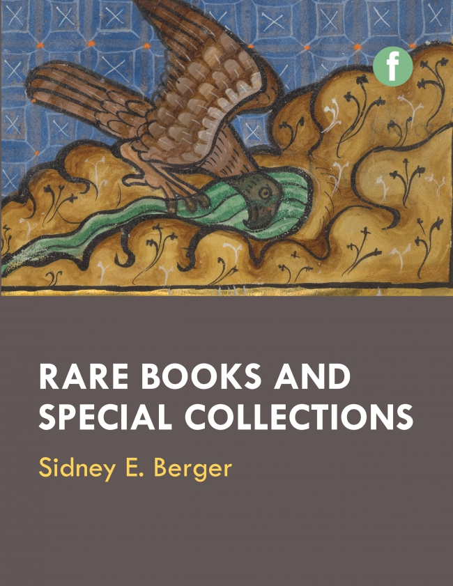 Jacket Image For: Rare Books and Special Collections
