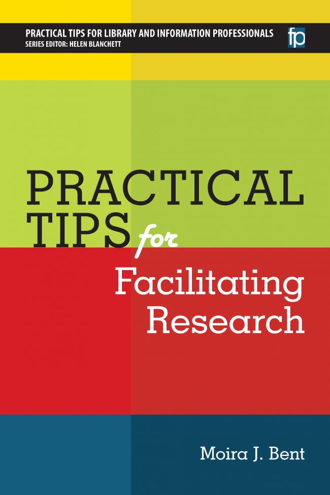 Jacket Image For: Practical Tips for Facilitating Research