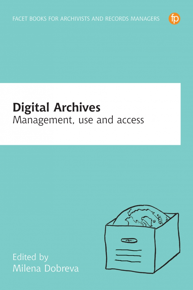 Jacket Image For: Digital Archives