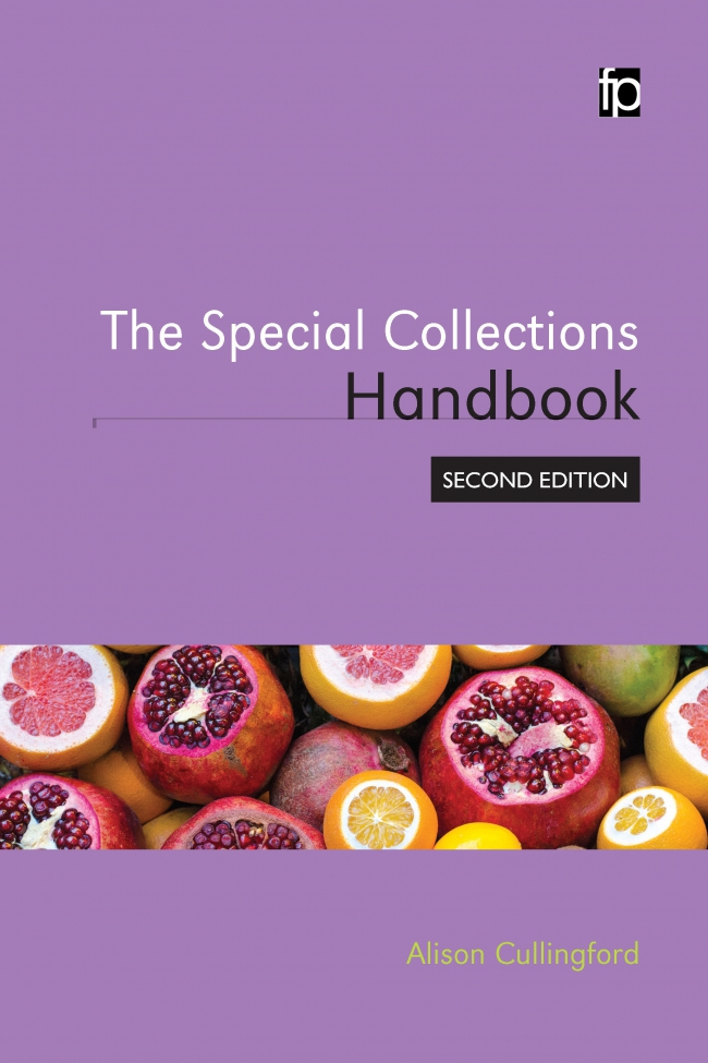 Jacket Image For: The Special Collections Handbook