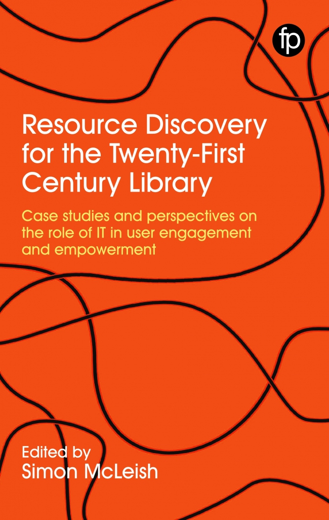 Jacket Image For: Resource Discovery for the Twenty-First Century Library