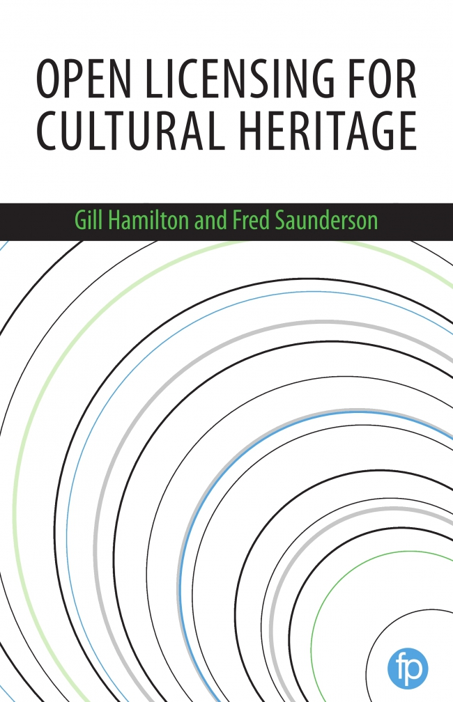 Jacket Image For: Open Licensing for Cultural Heritage