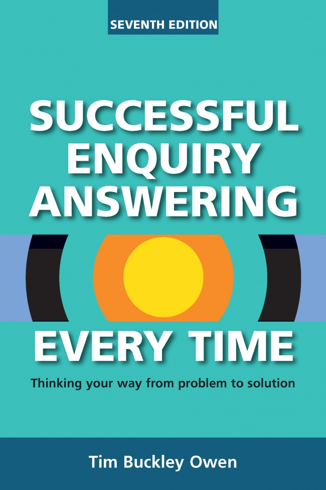 Jacket Image For: Successful Enquiry Answering Every Time