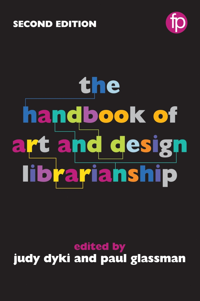 Jacket Image For: The Handbook of Art and Design Librarianship