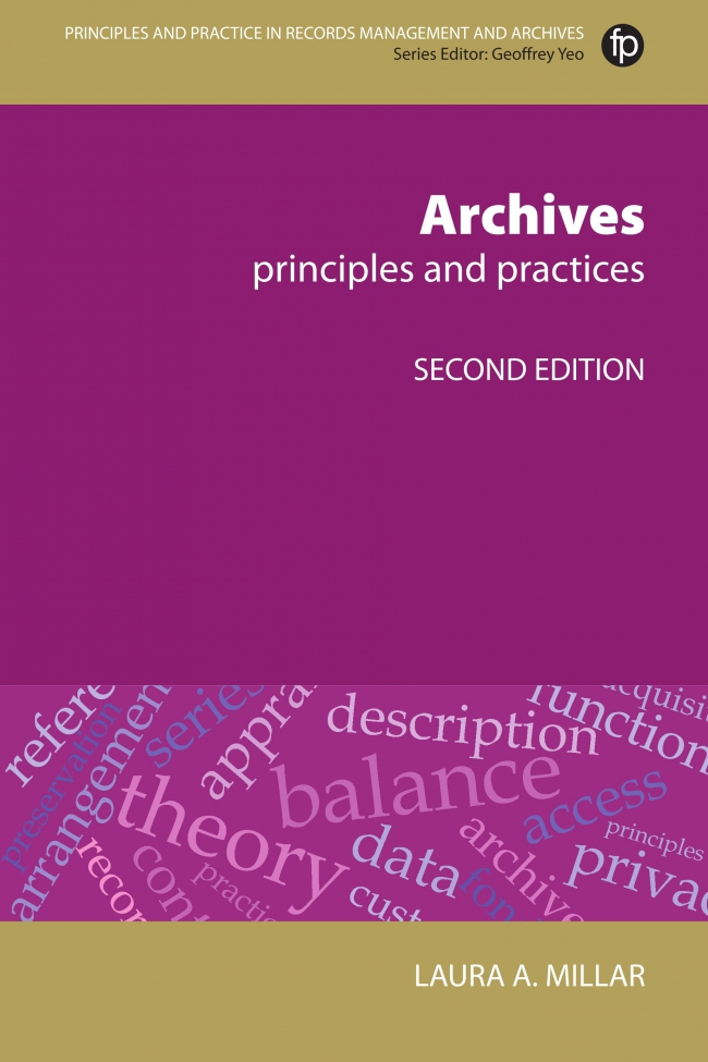 Jacket Image For: Archives