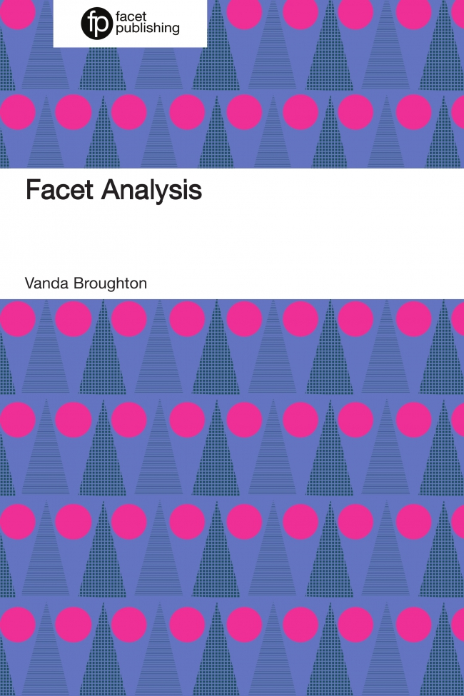 Jacket Image For: Facet Analysis