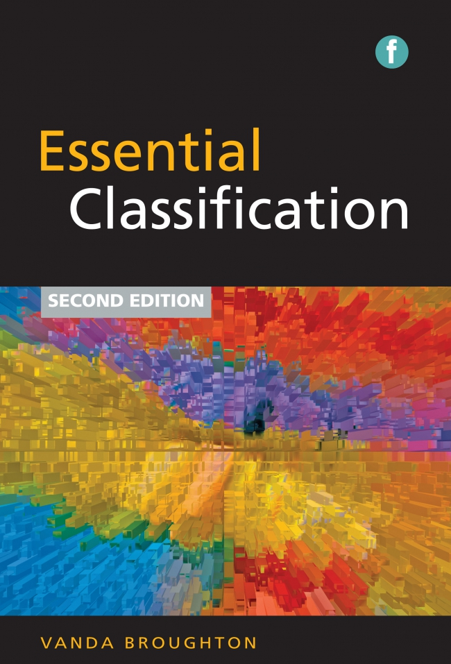 Jacket Image For: Essential Classification