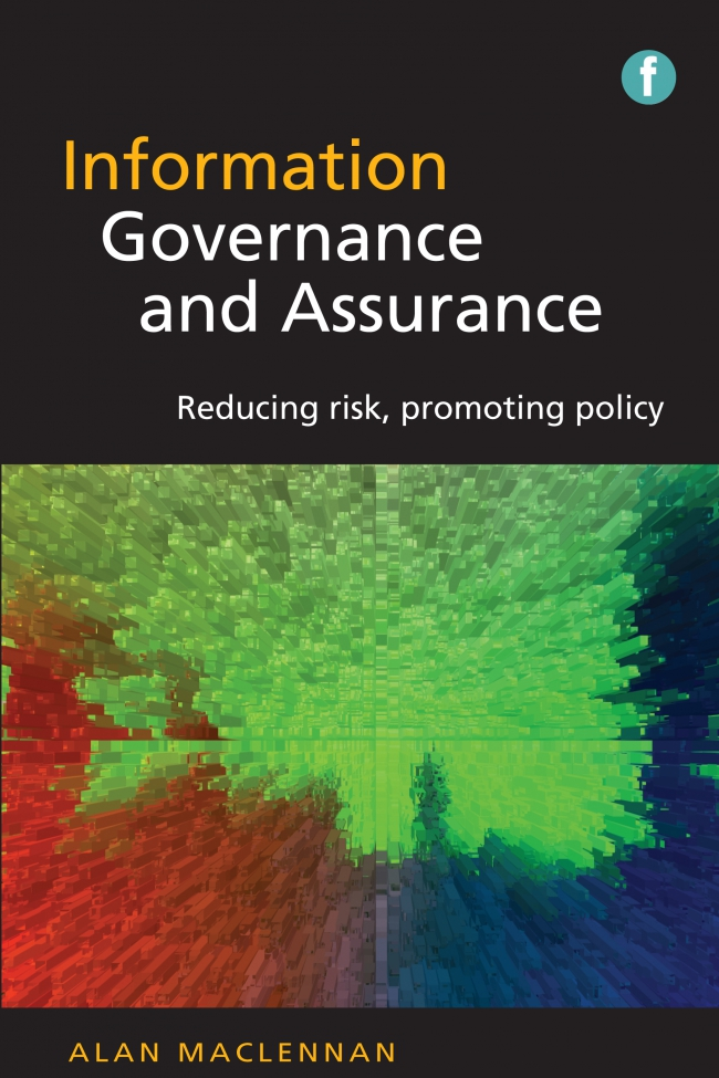 Jacket Image For: Information Governance and Assurance