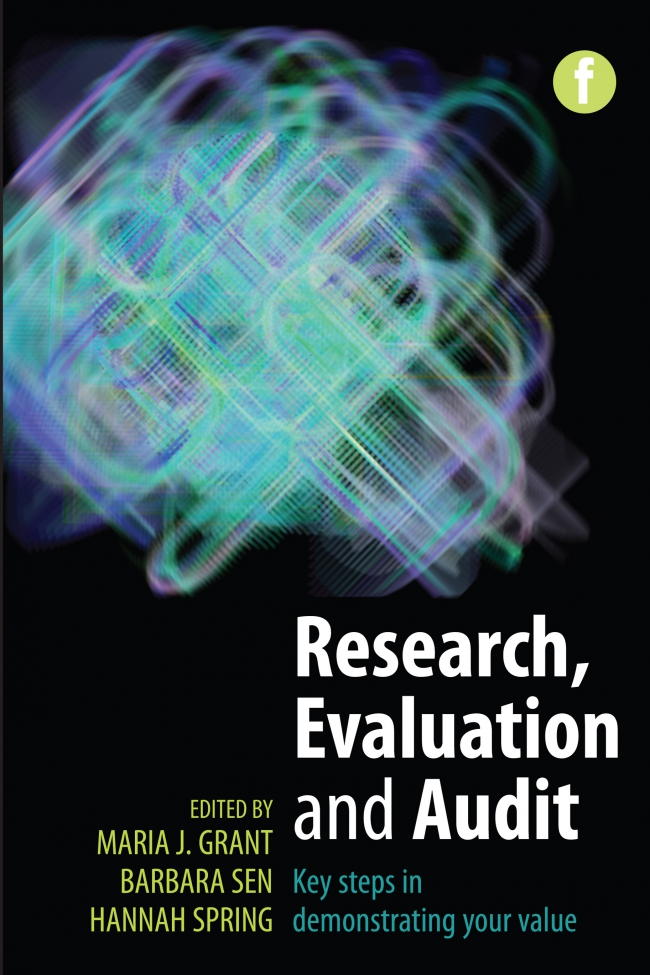 Jacket Image For: Research, Evaluation and Audit