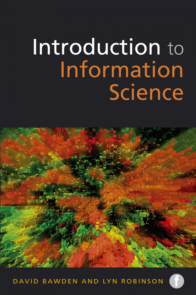 Jacket Image For: Introduction to Information Science