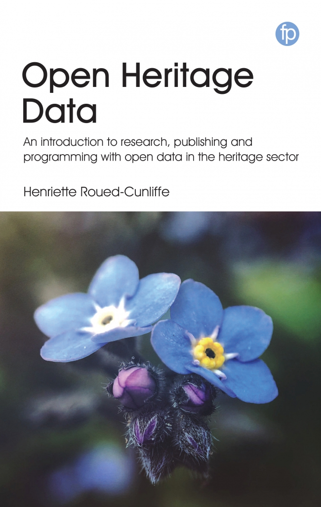 Jacket Image For: Open Heritage Data