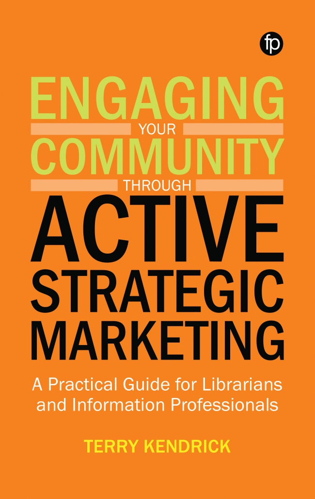 Jacket Image For: Engaging your Community through Active Strategic Marketing