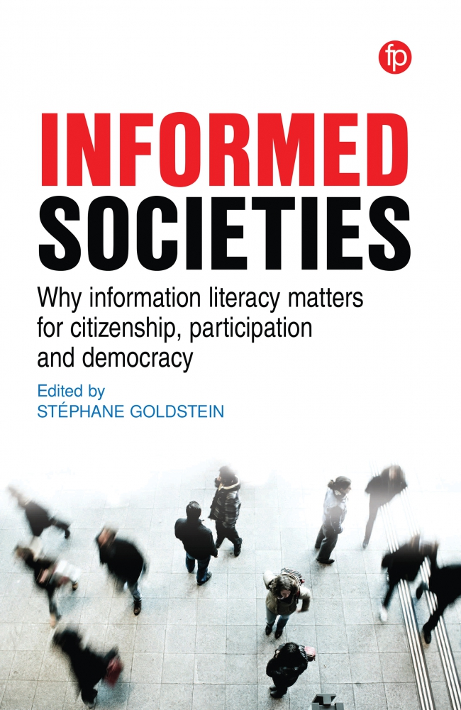 Jacket Image For: Informed Societies