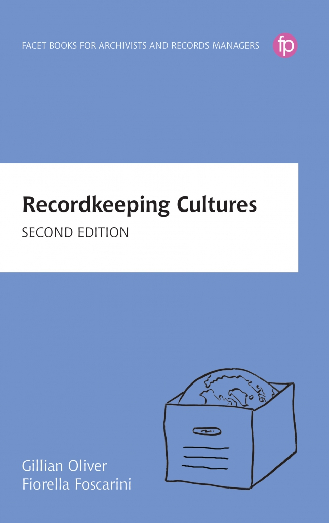 Jacket Image For: Recordkeeping Cultures