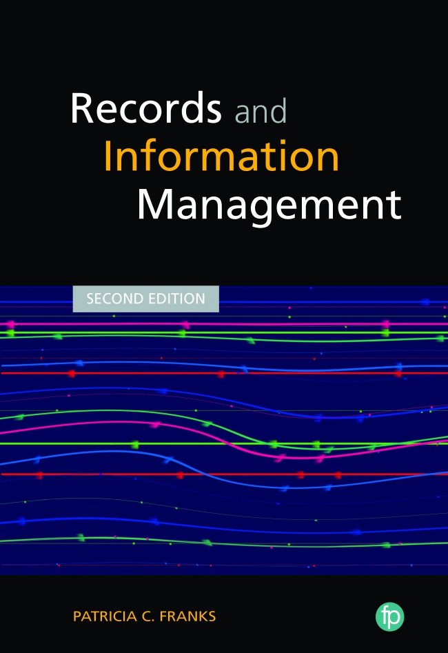 Jacket Image For: Records and Information Management