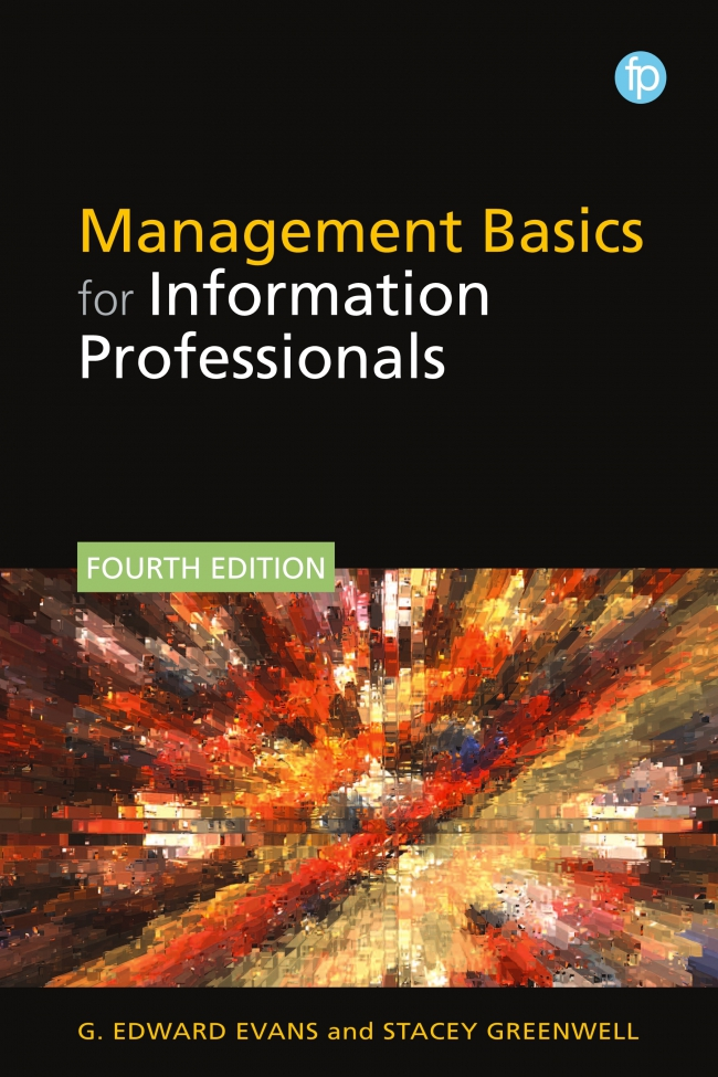 Jacket Image For: Management Basics for Information Professionals