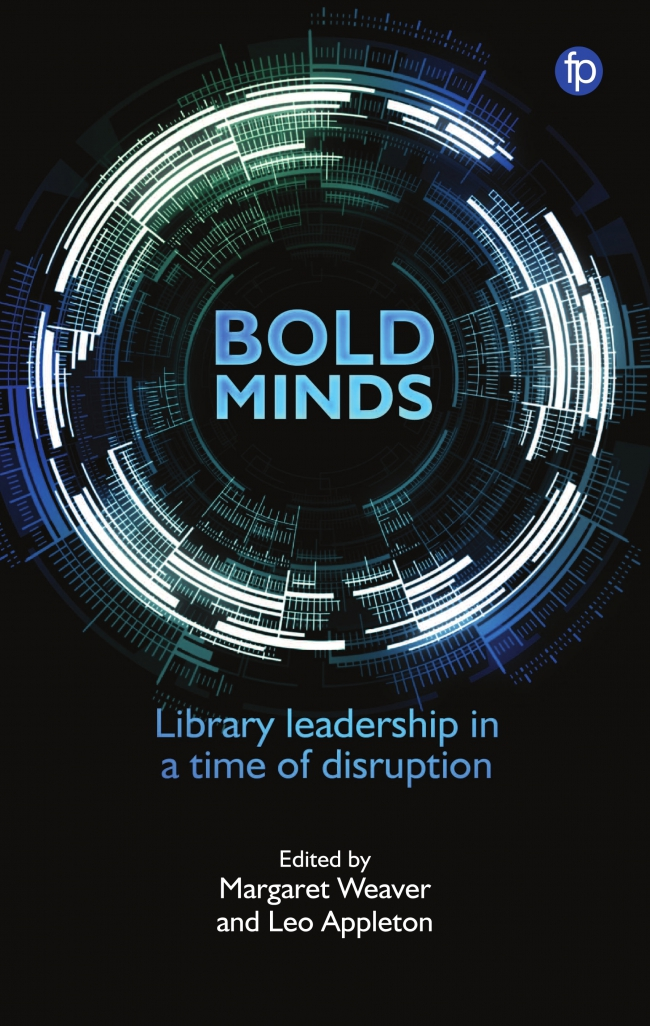 Jacket Image For: Bold Minds