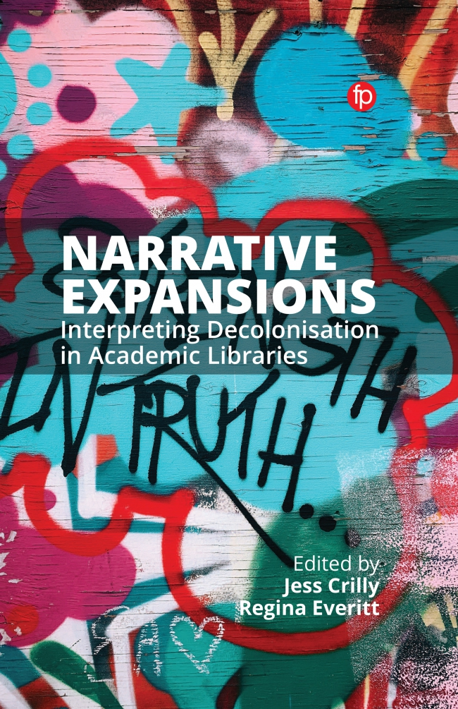 Jacket Image For: Narrative Expansions