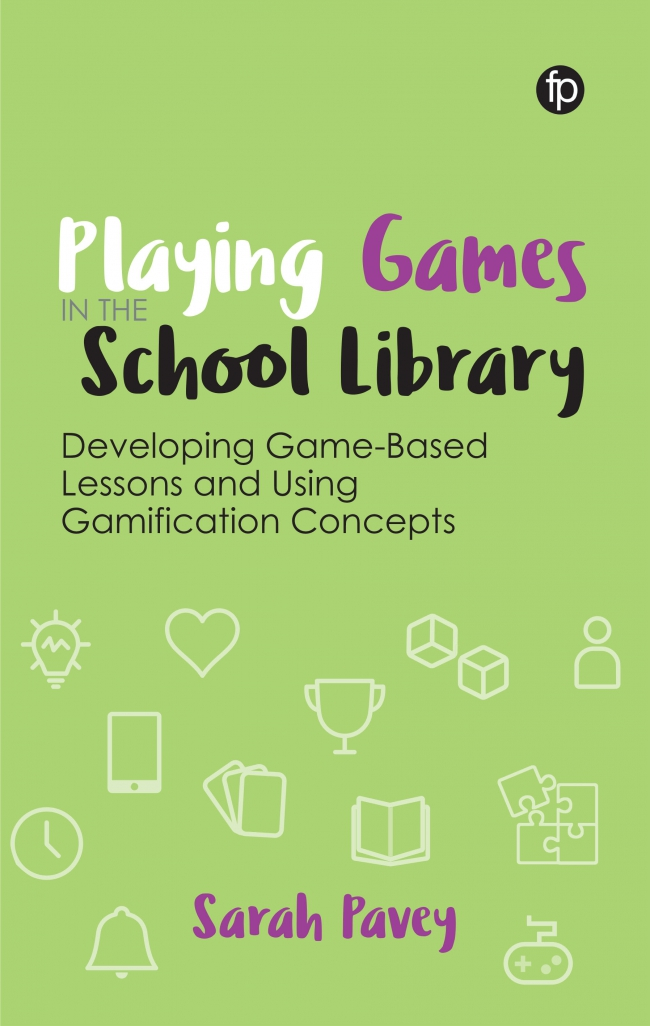 Jacket Image For: Playing Games in the School Library