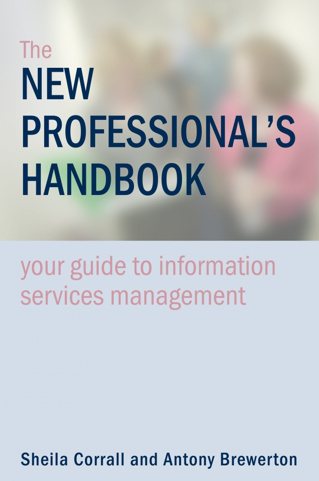 Jacket Image For: The New Professional's Handbook