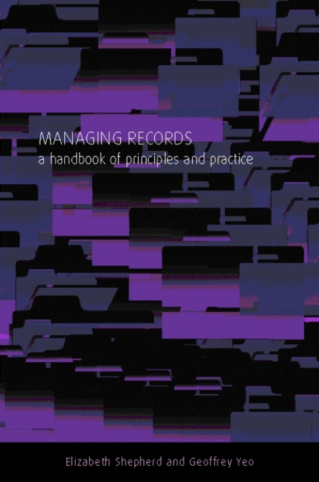 Jacket Image For: Managing Records