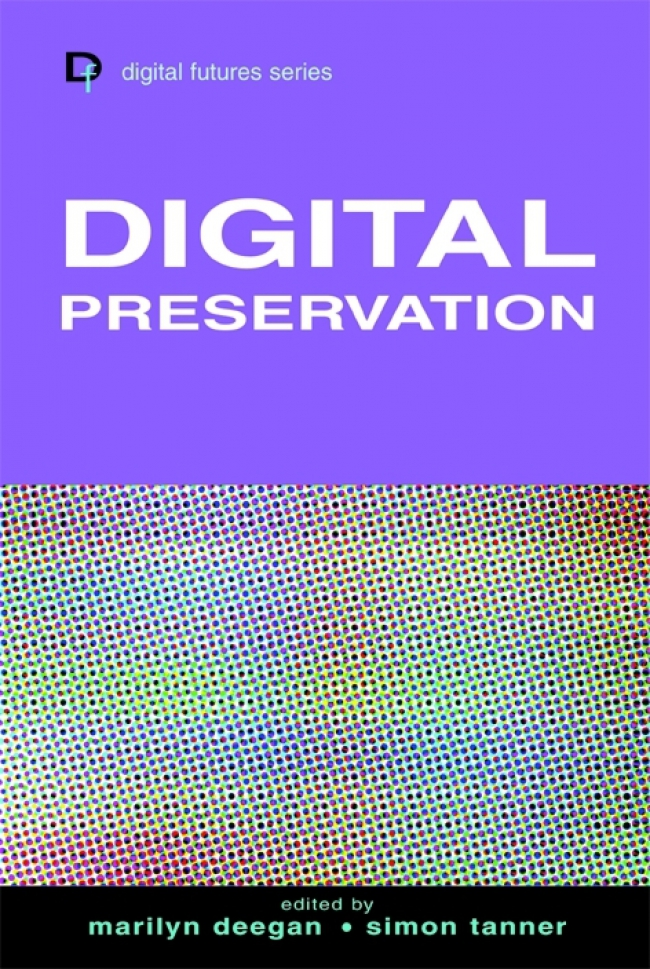 Jacket Image For: Digital Preservation