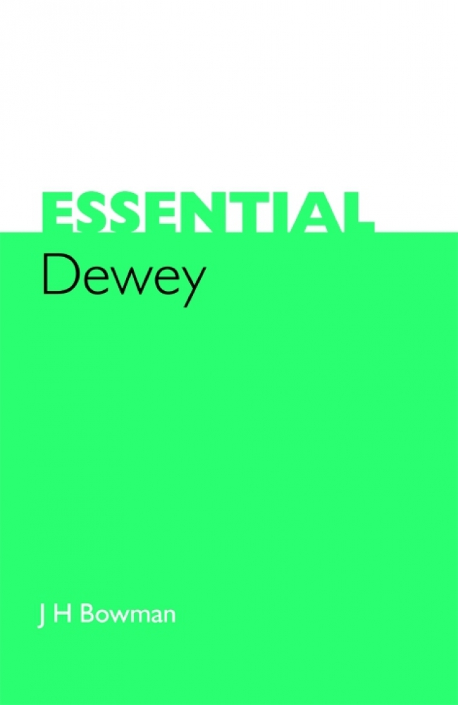 Jacket Image For: Essential Dewey