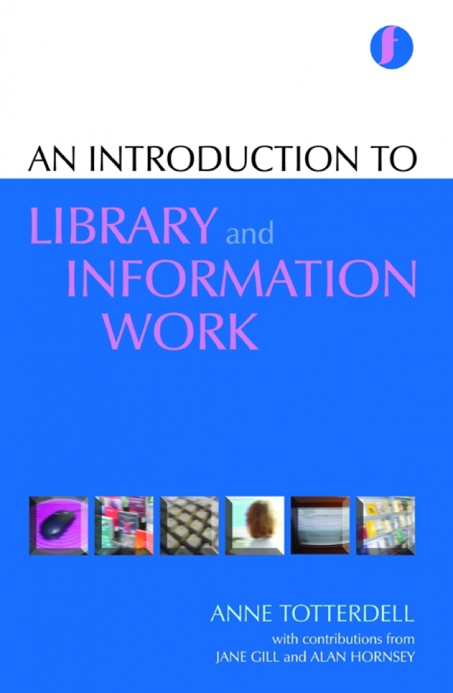 Jacket Image For: An Introduction to Library and Information Work