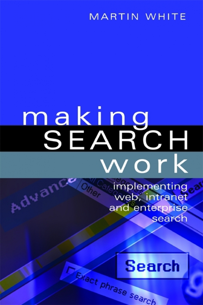Jacket Image For: Making Search Work