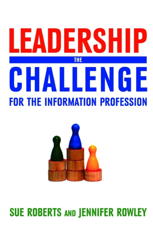 Jacket Image For: Leadership