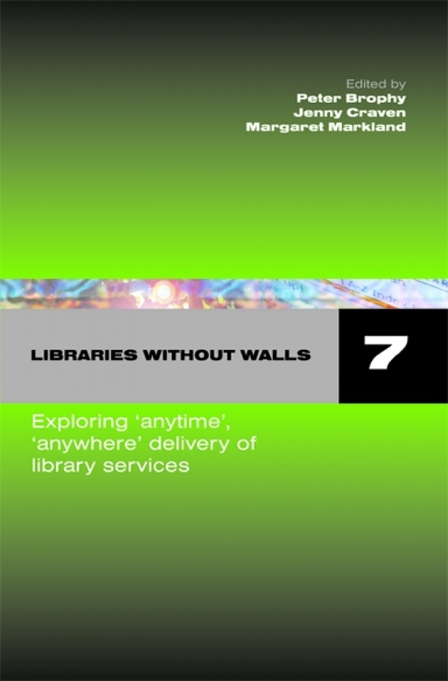 Jacket Image For: Libraries without Walls 7
