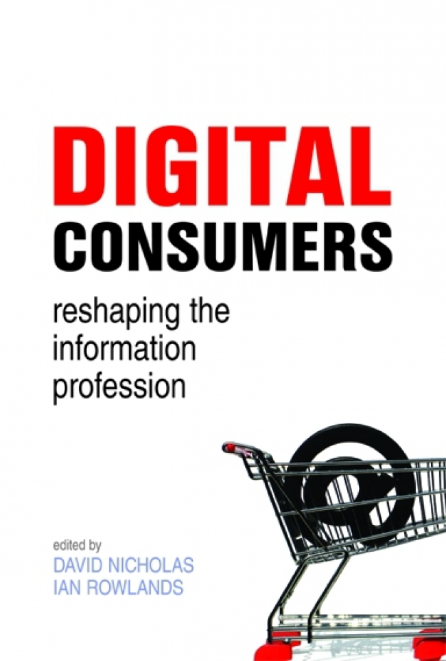 Jacket Image For: Digital Consumers