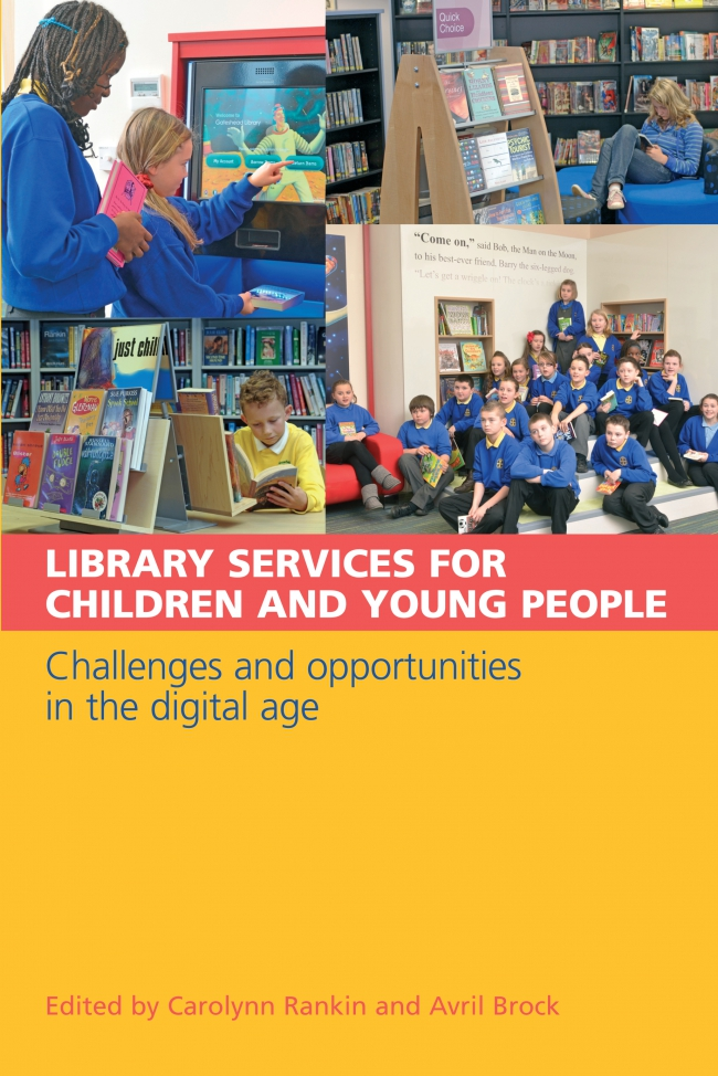 Jacket Image For: Library Services for Children and Young People