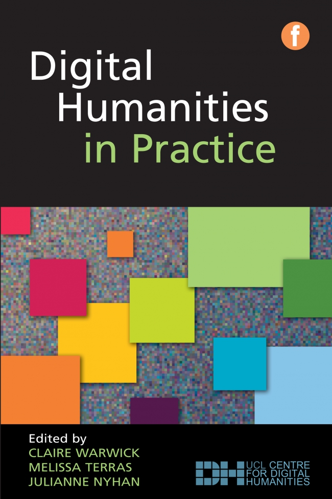 Jacket Image For: Digital Humanities in Practice