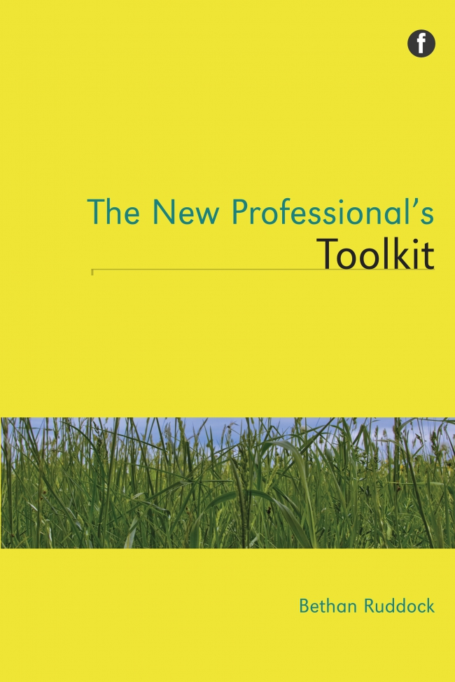 Jacket Image For: The New Professional's Toolkit