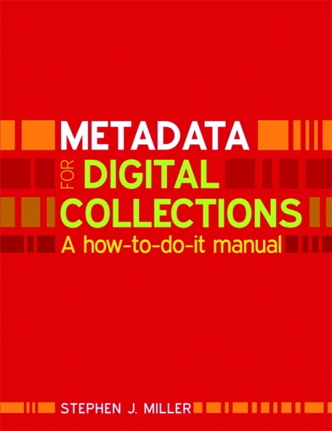 Jacket Image For: Metadata for Digital Collections