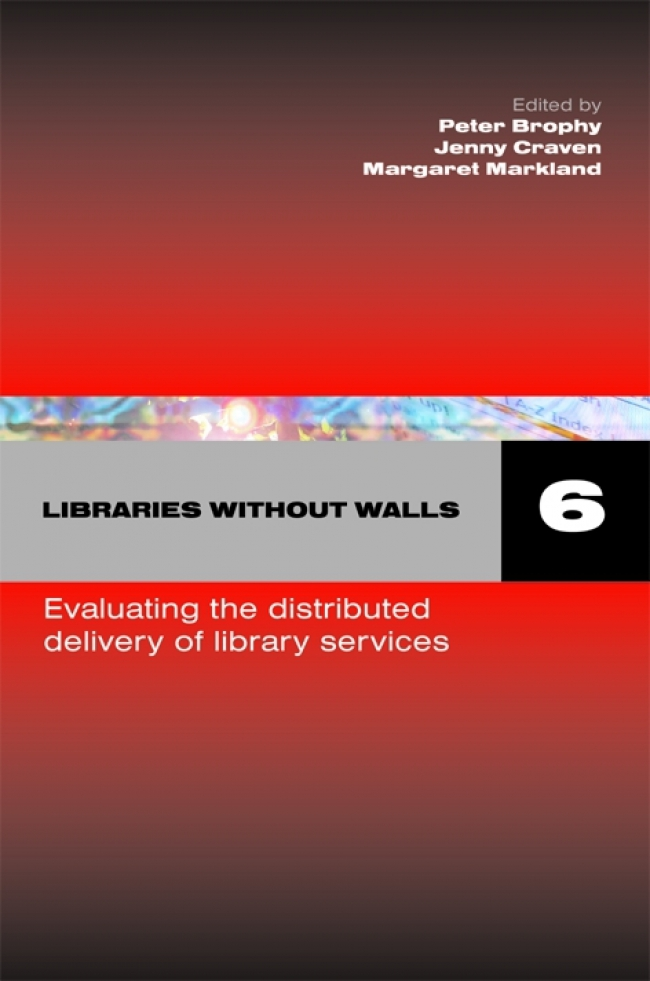 Jacket Image For: Libraries Without Walls 6