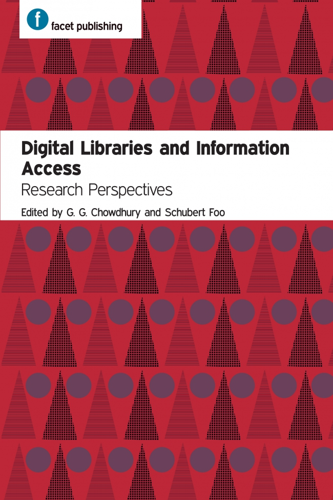Jacket Image For: Digital Libraries and Information Access
