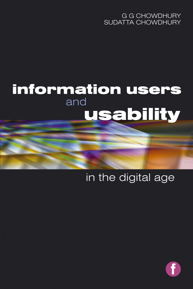 Jacket Image For: Information Users and Usability in the Digital Age
