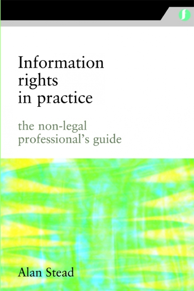 Jacket Image For: Information Rights in Practice