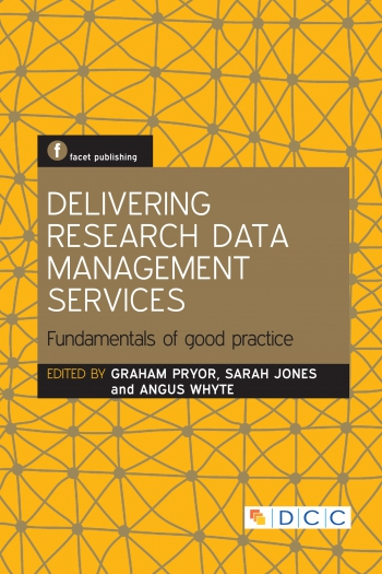 Jacket image for Delivering Research Data Management Services