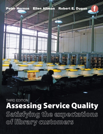 Jacket image for Assessing Service Quality