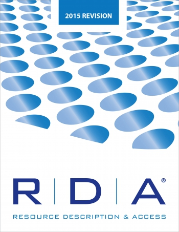 Jacket image for RDA: Resource Description and Access Print