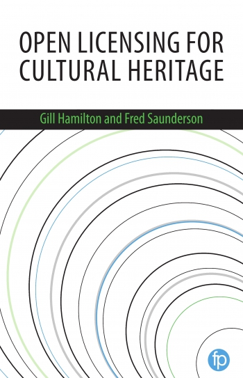 Jacket image for Open Licensing for Cultural Heritage
