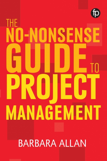 Jacket image for The No-Nonsense Guide to Project Management