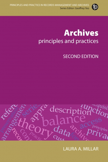 Jacket image for Archives