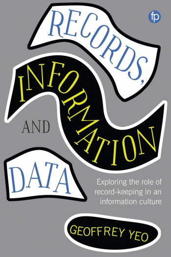 Jacket image for Records, Information and Data