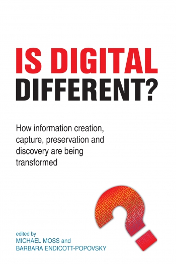 Jacket image for Is Digital Different?
