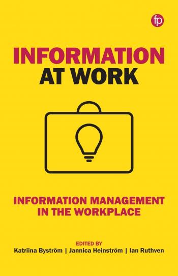 Jacket image for Information at Work