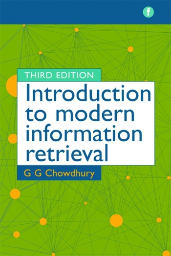Jacket image for Introduction to Modern Information Retrieval